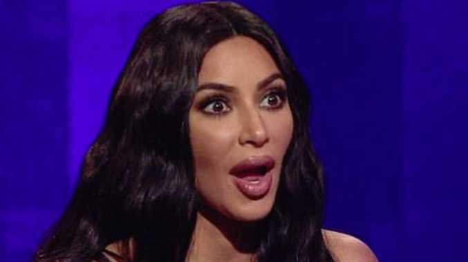 Kim Kardashian has clapped back at Ray J for spilling secrets of her sexual habits, calling him a 'pathological liar'. Picture: Screengrab/ABC
