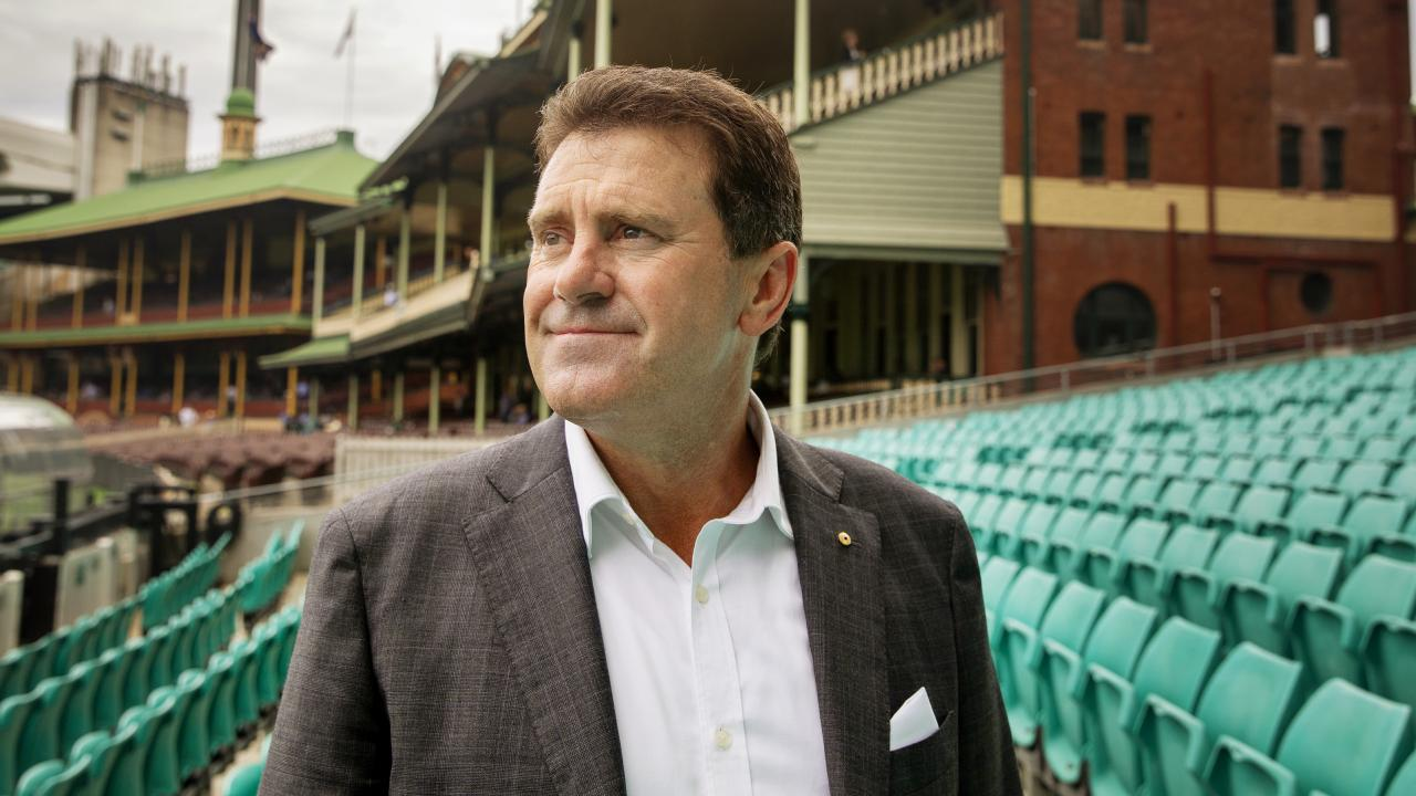 Former Test captain Mark Taylor has quit as a director of Cricket Australia. Picture: AAP