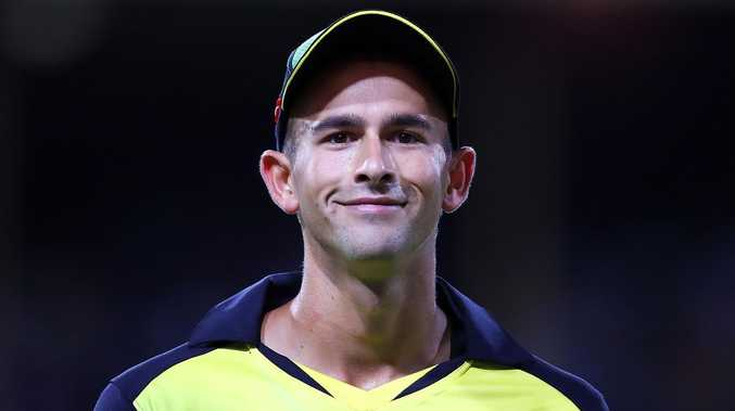 Ashton Agar is hoping to play against South Africa on Friday.