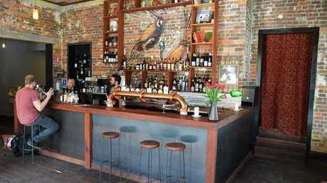 Inside Bloodhound Corner Bar and Kitchen. Source: realestate.com.au