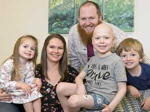After fighting for life Toowoomba boy overcomes cancer