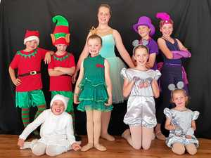 End of year ballet aids MND battle