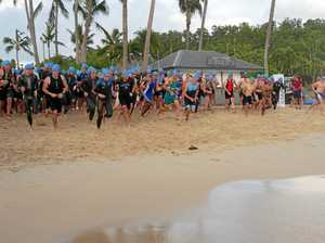 Hamilton Island Triathlon celebrates 10 years