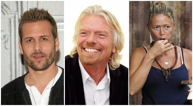POWERFUL: Plenty of powerful celebrities call the Coast home.