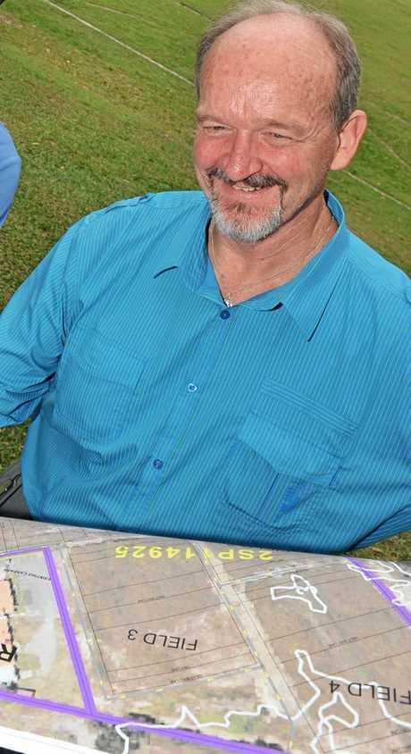 Sundale CEO Glenn Bunney