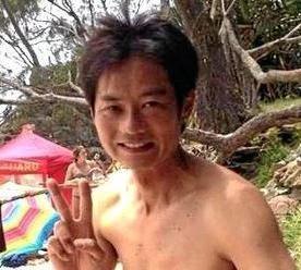 Tadashi Nakhara. Attacked and killed at Shelly Beach, Ballina. February 13, 2015.