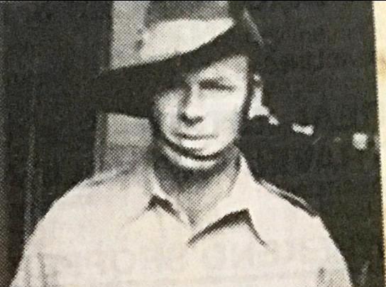 NEVER FORGOTTEN: Pastor Lee Dallmann's grandfather Henry Roser.