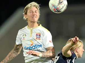 Defender to miss Matildas matches through injury