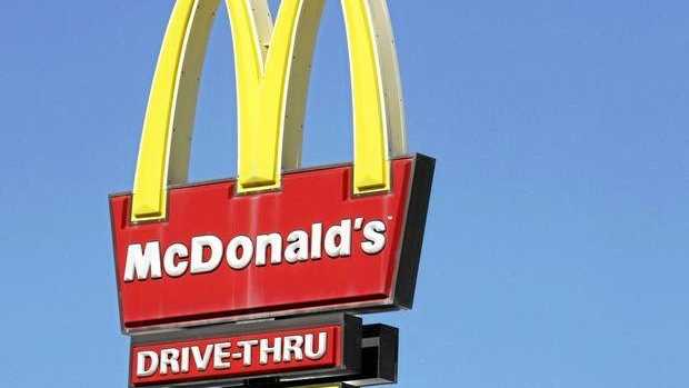 An Ipswich McDonald's staff member was caught taking money from her employee.