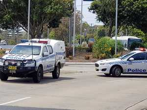 Pedestrian struck by vehicle - Coffs Harbour