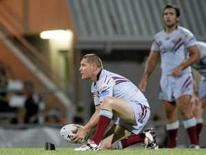 Former footy player's drunk and disorderly end of night