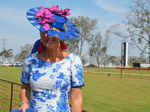 Country milliner measures up race day trends