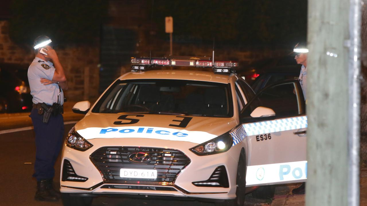 Police had to deal with a spate of violent incidents across the city. Picture: Bill Hearne.