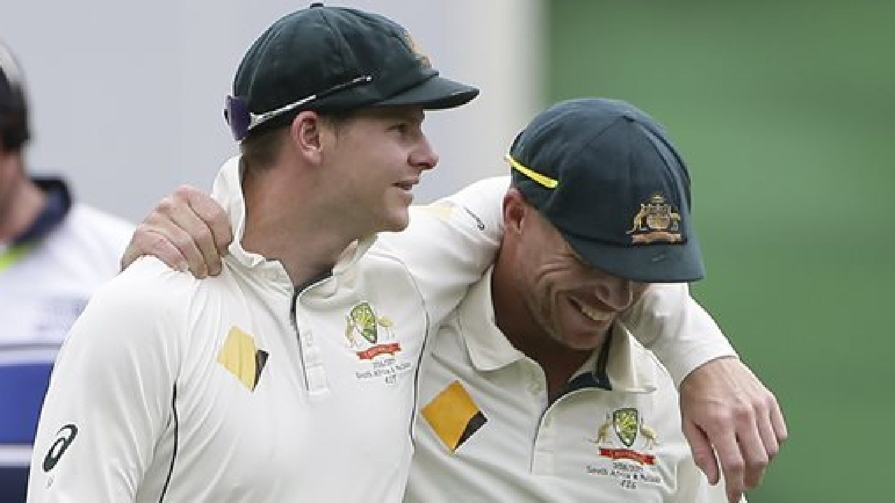 (L-R) Steve Smith and David Warner could face off in the CA sponsored T20 tournament.