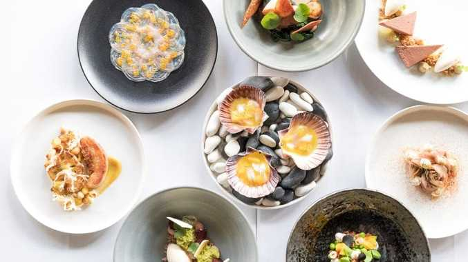 Queensland's top 10 fine dining restaurants