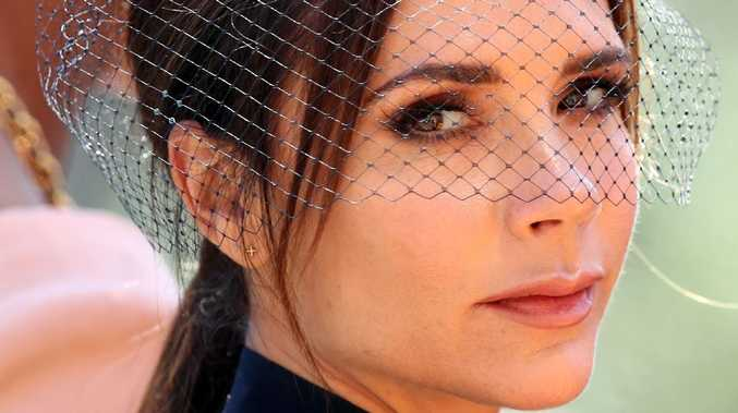 Posh Spice became Dosh Spice. Picture: AFP