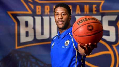 Brisbane Bullets import Lamar Patterson.