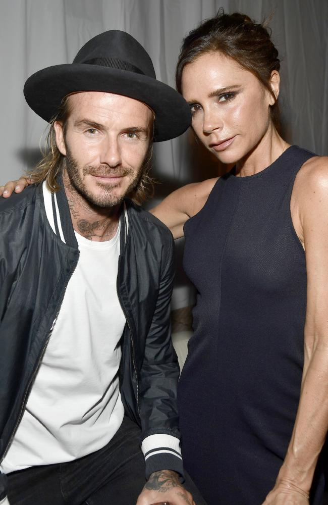 Brand Beckham is a lucrative enterprise. Picture: Getty