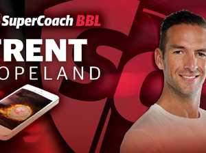 Trent Copeland's SuperCoach BBL side