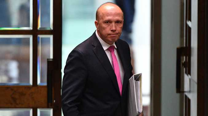 Home Affairs Minister Peter Dutton will be briefed on Thai anti-drugs measures.