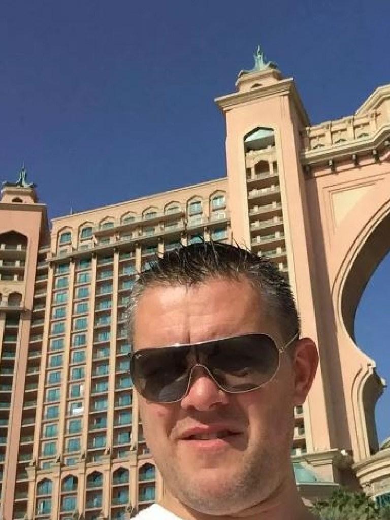 Paul Bussetti, 46. Picture: Facebook