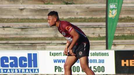 Exodus Semau is bound for Parramatta.