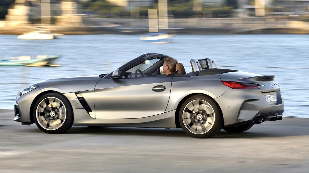 The newest BMW Z4 was designed by Australian Calvin Luk.