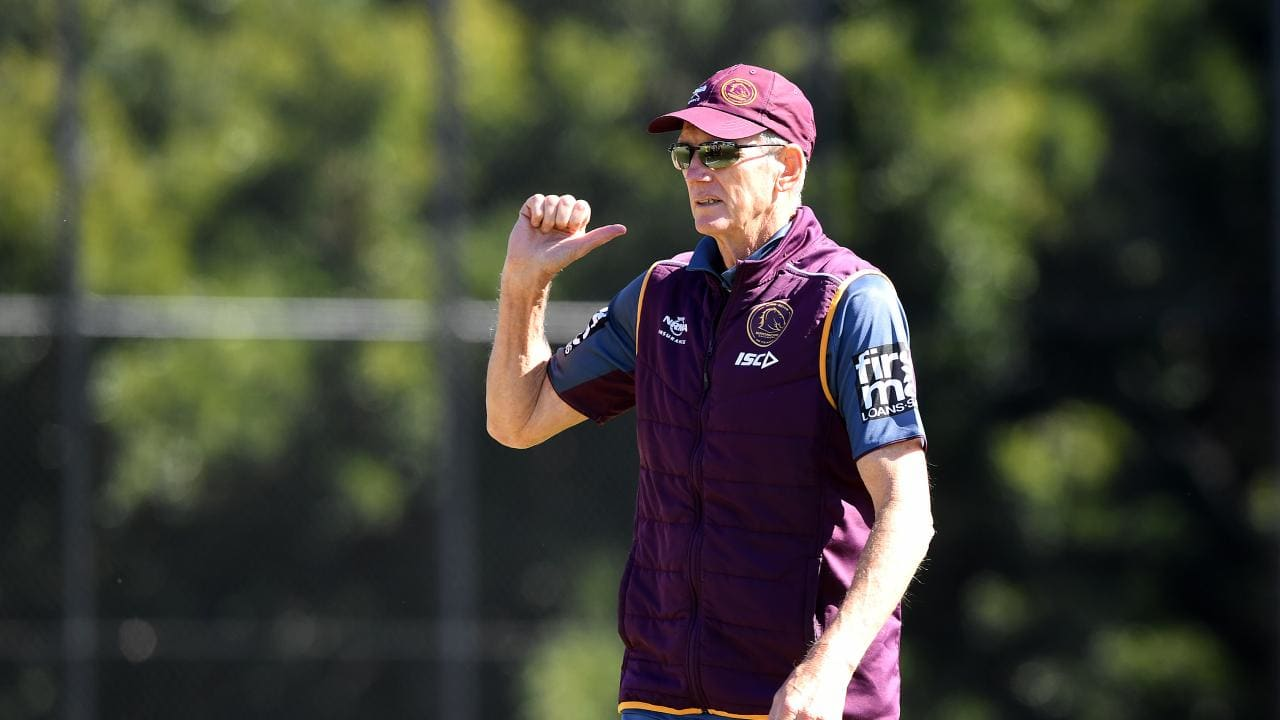 Incoming coach Wayne Bennett may help entice Cook to stay at the Rabbitohs. (AAP Image/Dave Hunt)