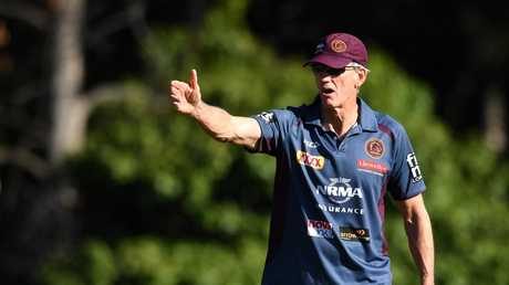 Seibold and Bennett could yet swap prior to the 2019 season. (AAP Image/Darren England)