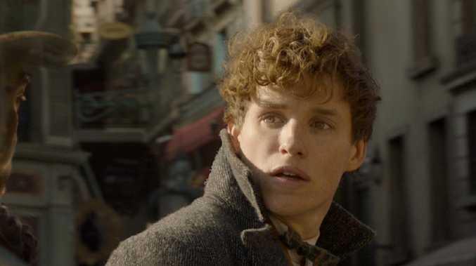 Actor Eddie Redmayne returns in Fantastic Beasts: The Crimes Of Grindelwald. Picture: Warner Bros/Roadshow Pictures