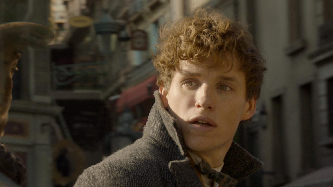 Actor Eddie Redmayne returns in Fantastic Beasts: The Crimes Of Grindelwald. Picture: Warner Bros/Roadshow Pictures