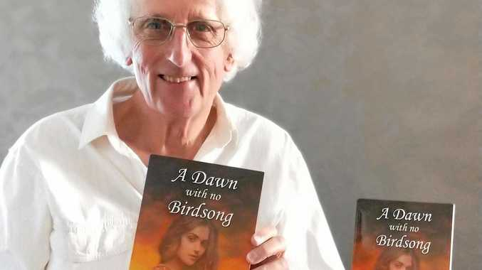 Author Tony Matthews will launch for A Dawn with no Birdsong' at the Brolga Theatre, Maryborough on November 17.