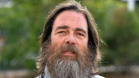 University of the Sunshine Coast lecturer in wildlife ecology Dr Scott Burnett.