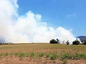Cannon Valley fire contained