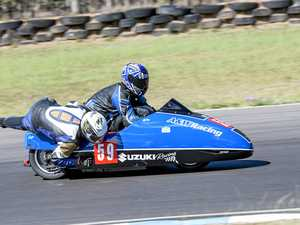 Fifty tried out sidecar racing last year and it is on again