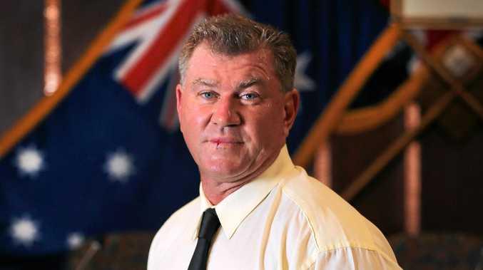 Tweed Shire Councillor Pryce Allsop.