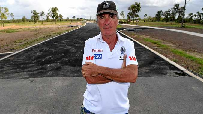 Bill Moorhead is is encouraging supporters to dress like a Parklands Pies.