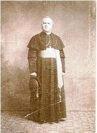 Monsignor Andre du Bois de la Villerabel, Bishop of Amiens.