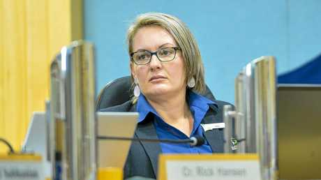 Gladstone Regional Council's new chief executive officer Leisa Dowling.