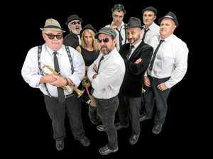 'The Rudies' sound like a fun night in Eumundi