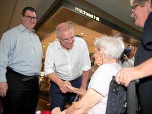 PM's visit not what shoppers bargained for