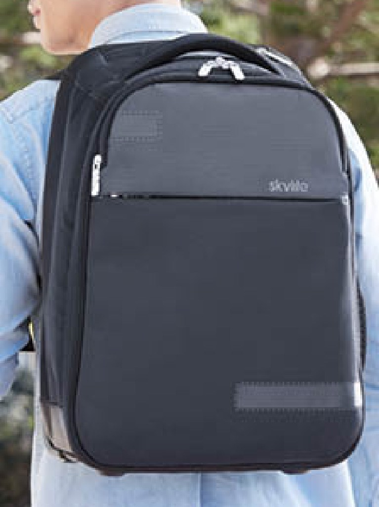 Skylite wheeled backpack: $39.99.