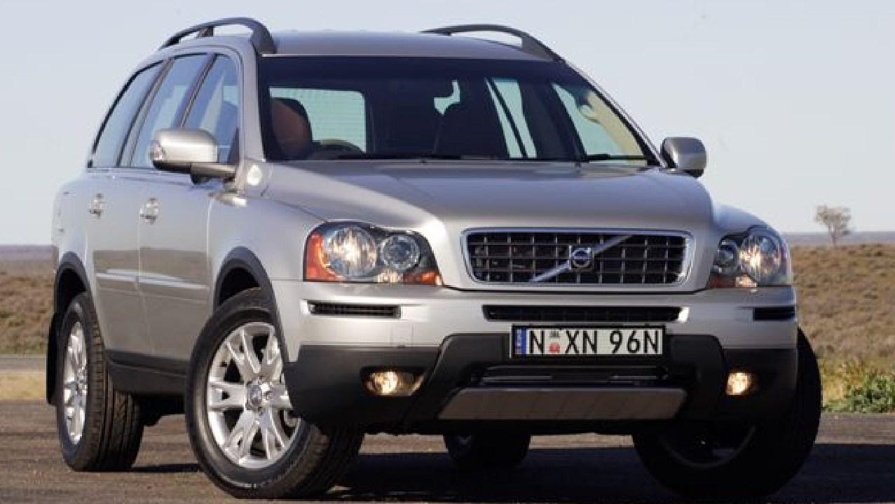 2009 Volvo XC90.
