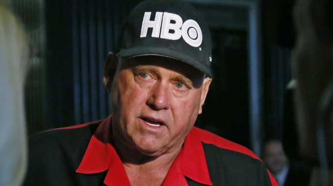 Dennis Hof, a Las Vegas brothel owner who died last month, has beaten his Democratic opponent in the US midterm elections. Picture: AP
