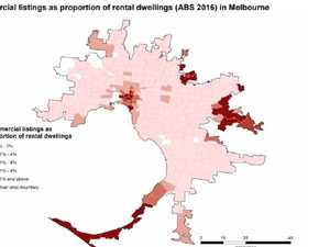 Map reveals rental market killer