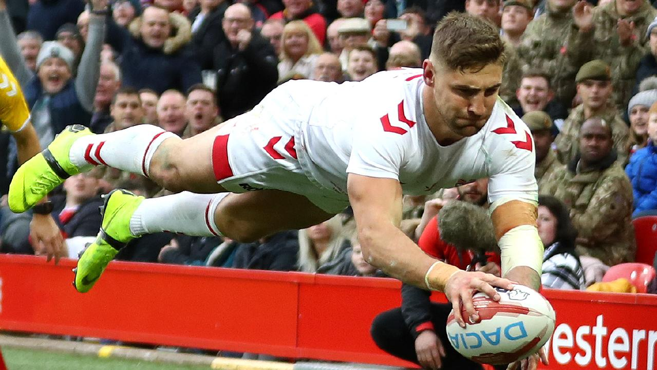 Tommy Makinson's 2018 Golden Boot is proving controversial. Picture: Getty