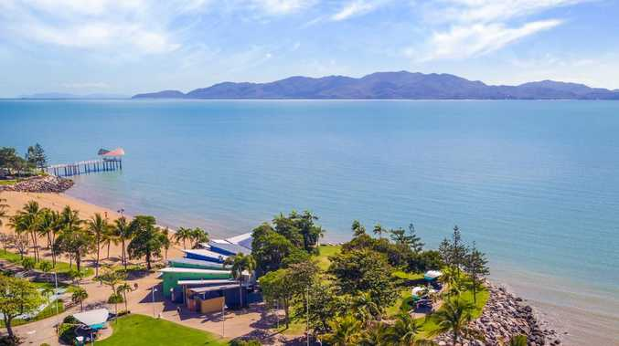 A child has reportedly been stung by a jellyfish on Magnetic Island. Picture: Megan MacKinnon