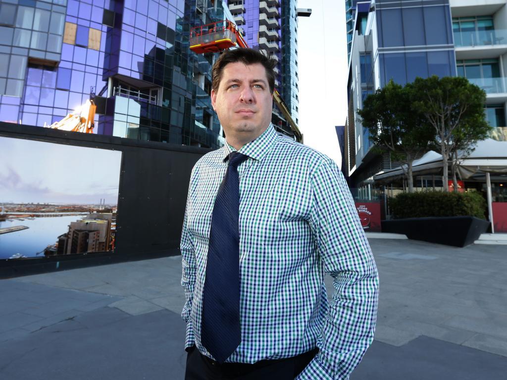 Property Developer Ashley Fenn from Ethan Affordable Housing.