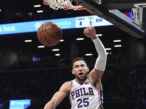 NBA wrap: Simmons, Embiid fire as Sixers get back on track