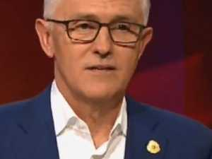 Turnbull describes coup as madness: Q&A drama